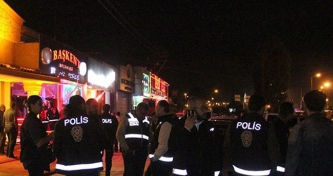 Konya'da 400 polisle 'huzur operasyonu'