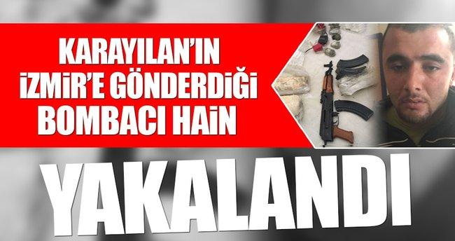 İzmir'de büyük saldırı önlendi! Terörist yakalandı