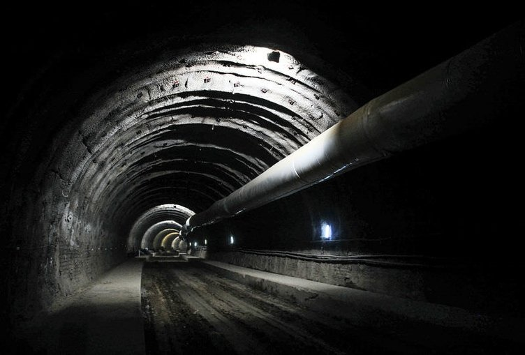 İki il tünelle birleşiyor