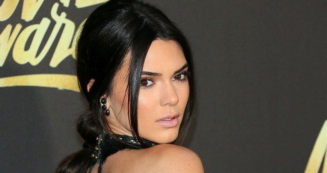 Kendall Jenner'ın evine hırsız girdi