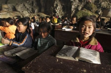 Çin'de yaşam savaşı veriyorlar