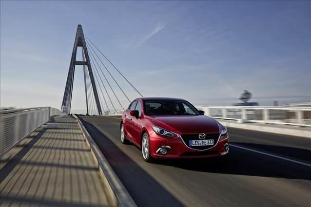 Mazda3'e yeni dizel