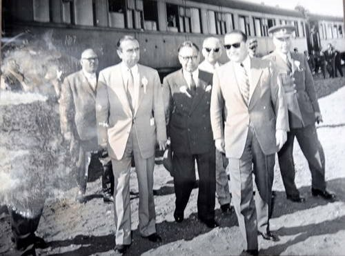 Adnan Menderes'in hiç görülmemiş fotoğrafları