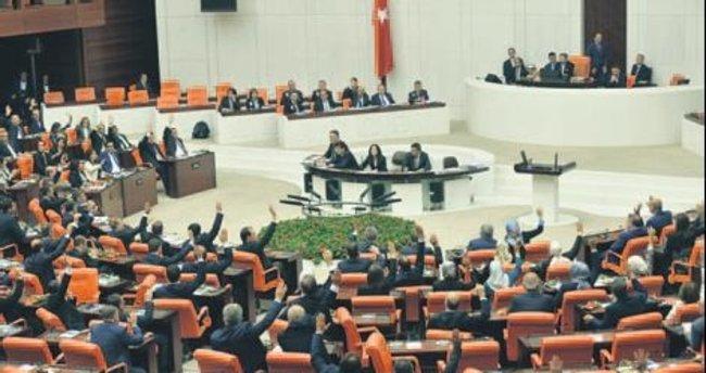Suriye ve Irak tezkeresi 12 aylığına uzatıldı