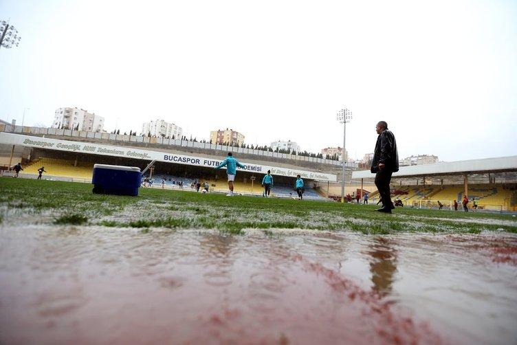 İzmir yine sular altında