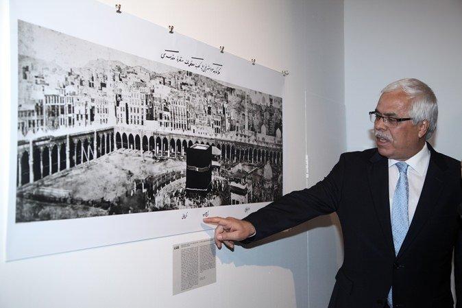 Kâbe'nin görmediğiniz 100 yıllık fotoğrafları
