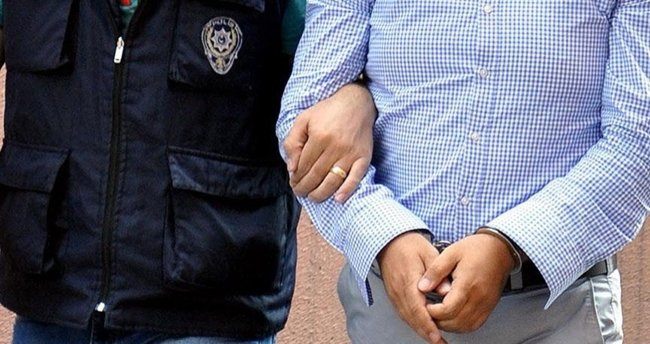 Erzincan'da FETÖ soruşturması: 5 tutuklama