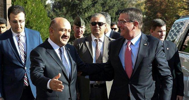 ABD Savunma Bakanı Türkiye'de