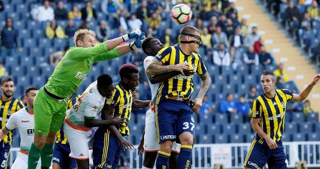 Fenerbahçe'den kritik puan kaybı!