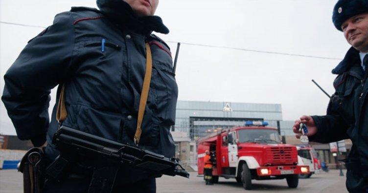 Flaş haber! Rus istihbaratına saldırı