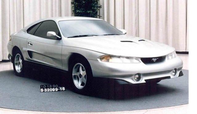 İşte Ford'un hiç üretilmeyen modelleri!