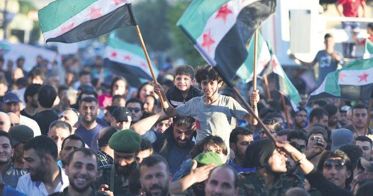 Suriye'de PKK işgaline isyan