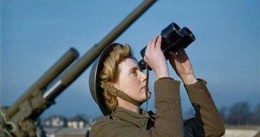 2. Dünya Savaşı'nın renkli fotoğrafları