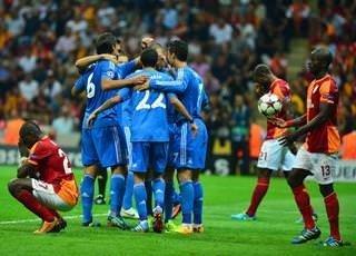 Galatasaray-Real Madrid maçı Twitter'ı salladı