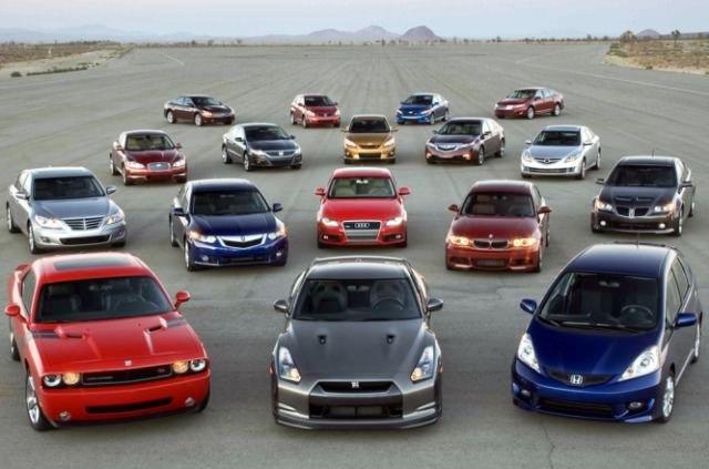 2015'te en çok satılan otomobiller