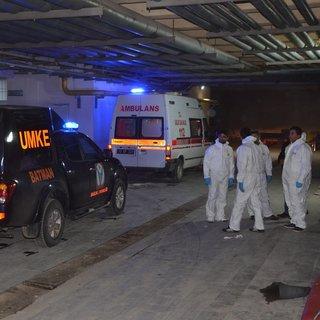 Su deposunda klordan etkilenen işçi hastanelik oldu!