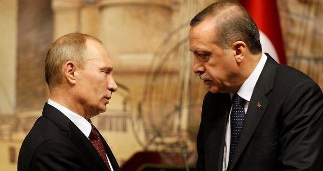 Putin ve Erdoğan uzun bir yolun başındalar...