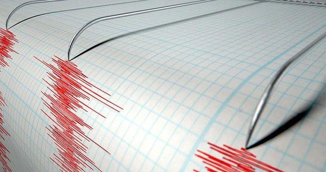 İzmir'de deprem korkuttu