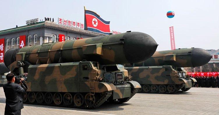 Japonya'dan Çin'e Kuzey Kore çağrısı!