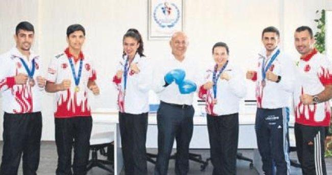 Milli takıma Antalya katkısı