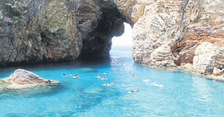 Turistler için ekolojik tur