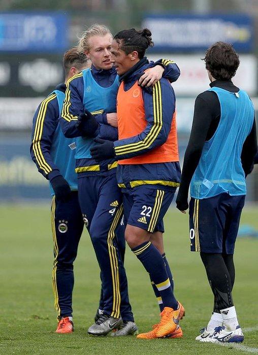Pereira'dan Diego'ya büyük şok