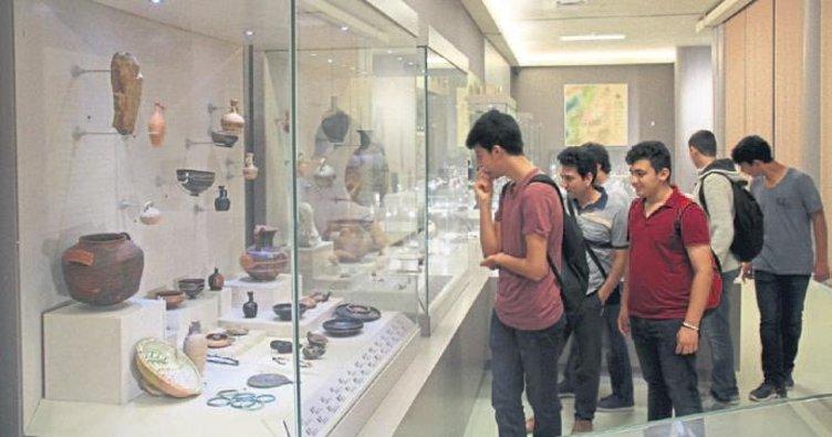 En büyük müze ziyaretçi bekliyor