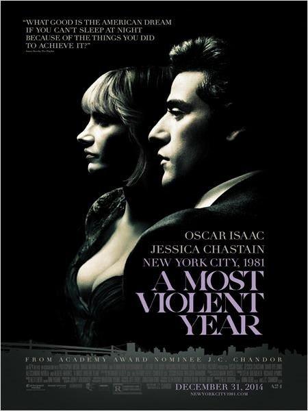 A Most Violent Year filminden kareler