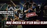 CANLI | Osmanlıspor-Villareal<br>Konyaspor-Braga