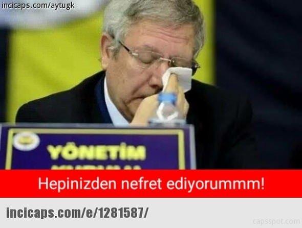 Medipol Başakşehir-Fenerbahçe capsleri