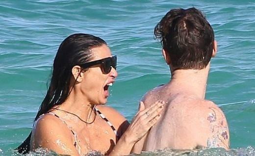 Demi Moore ve yeni sevgilisi