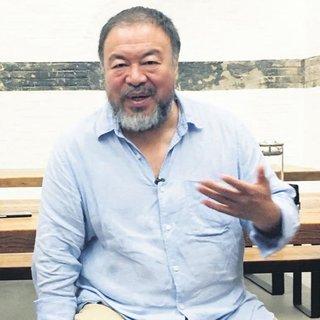 Ai Weiwei'ye niye 'Vay vay vay' diyoruz?