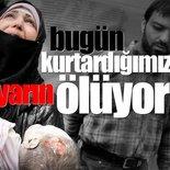 Halep'te son durum: Bugün kurtarılan yarın ölüyor!