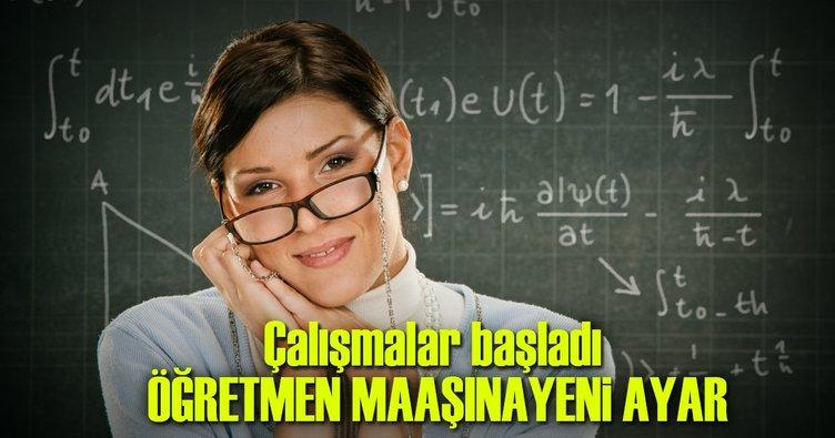 Öğretmene performans zammı