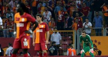 Galatasaray - Östersunds maçından kareler