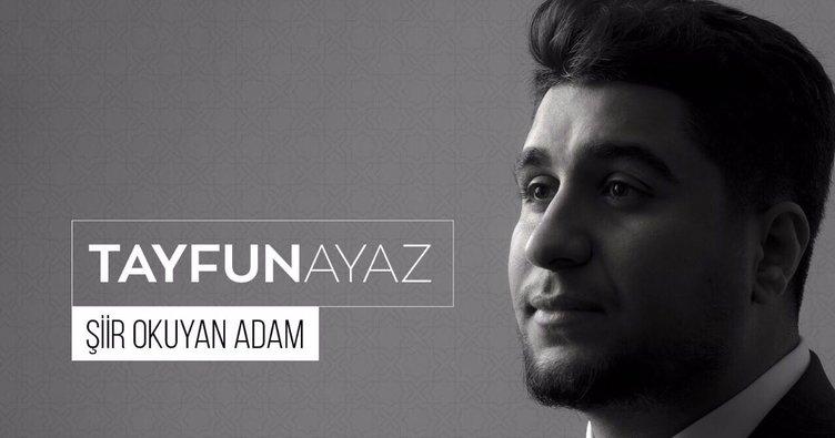 'Şiir Okuyan Adam'ın ilk albümü çıktı!