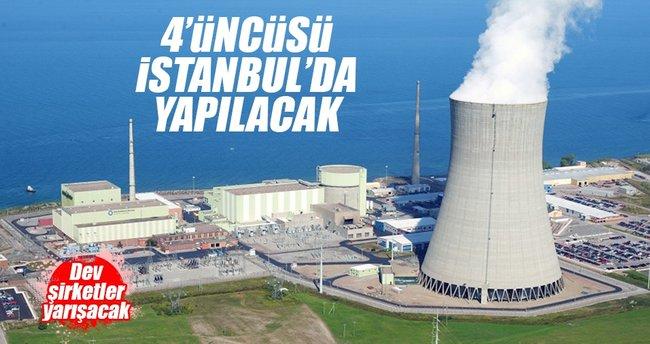 4. Uluslararası Nükleer Santraller Zirvesi İstanbul'da yapılacak