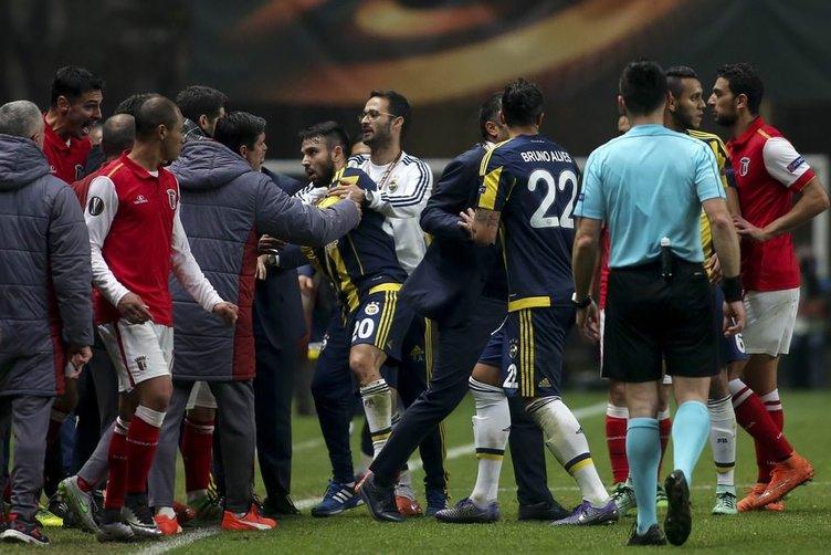 UEFA'dan ilk yorum