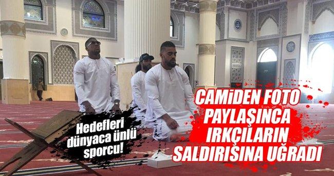 CAMİDE FOTOĞRAF PAYLAŞAN JASHUA'YA İSLAM DÜŞMANLARI SALDIRDI!