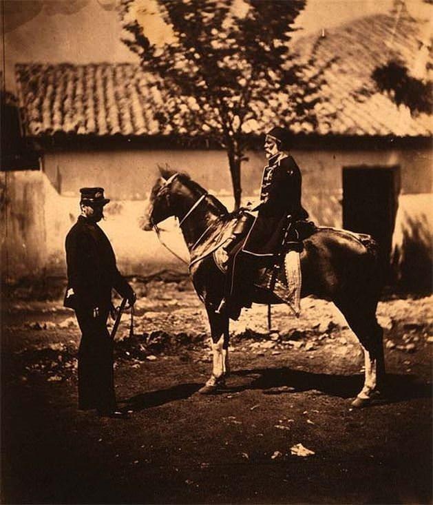 Tarihin ilk savaş fotoğraflarında Osmanlı