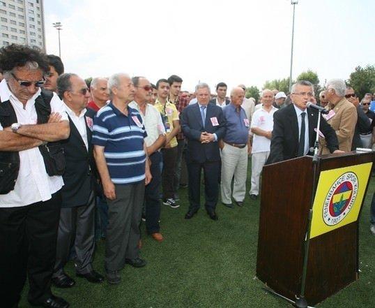 Faruk Ilgaz'ın cenaze töreni