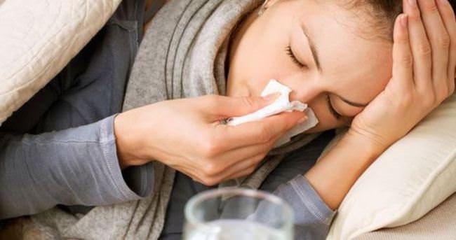 Grip belirtileri ve tedavisi!