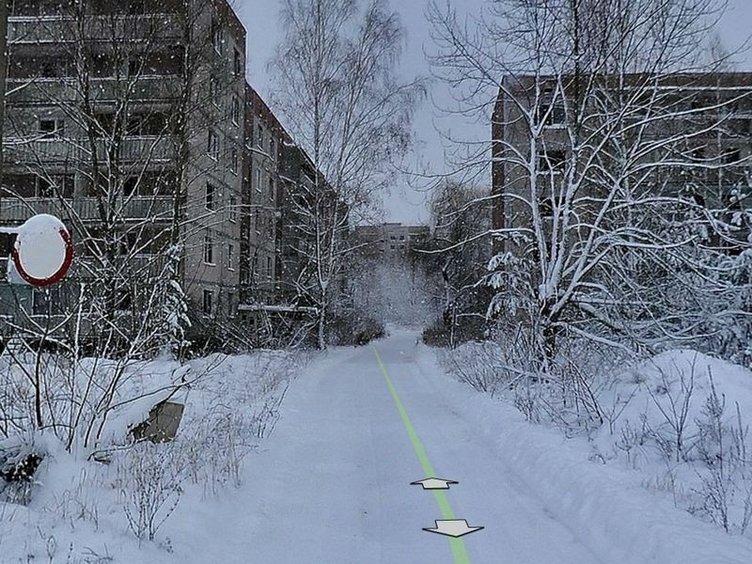 Çernobil'i adım adım gezebilirsiniz