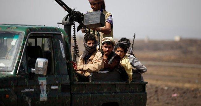 Suudi Arabistan'ın Yemen sınırında çatışma
