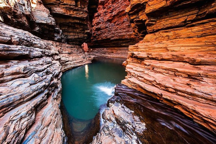 Batı Avustralya'nın doğal güzelliği