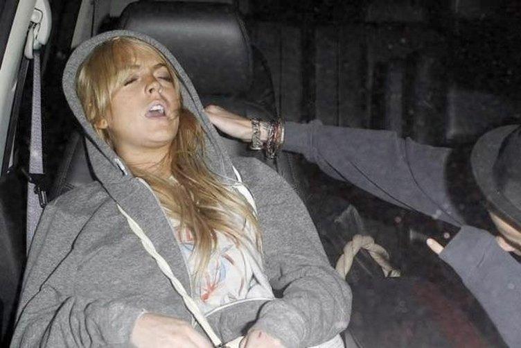 Lindsay Lohan'den şoke eden itiraf!