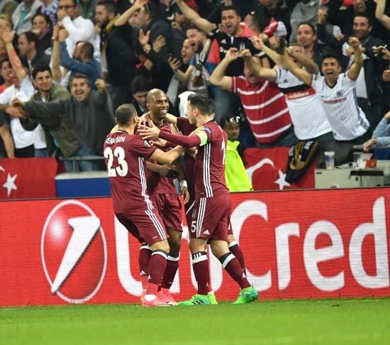 Beşiktaş-Lyon maçında bu adama dikkat!
