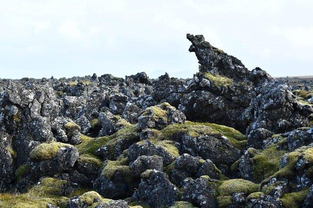 Ateş ve buz ülkesi: İzlanda