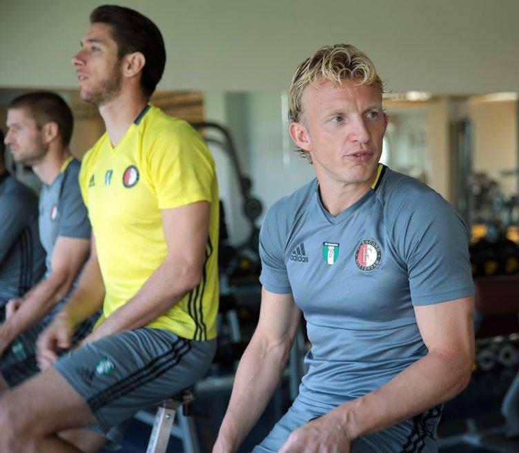 Fenerbahçe'den Feyenoord'a büyük jest!