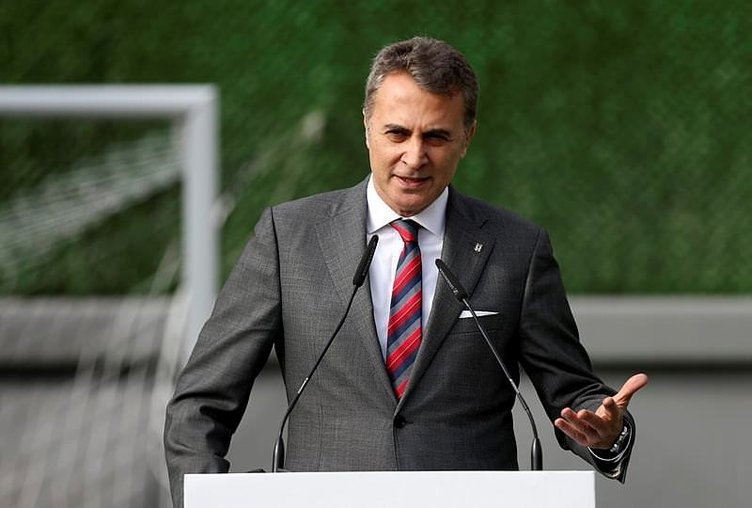 Fikret Orman'dan Vodafone Arena ve Ersan açıklaması